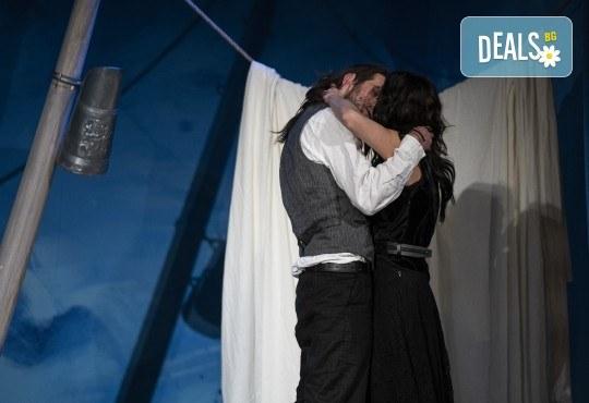 Комедията Зорба с Герасим Георгиев - Геро в Малък градски театър Зад канала на 19-ти май (сряда) - Снимка 4