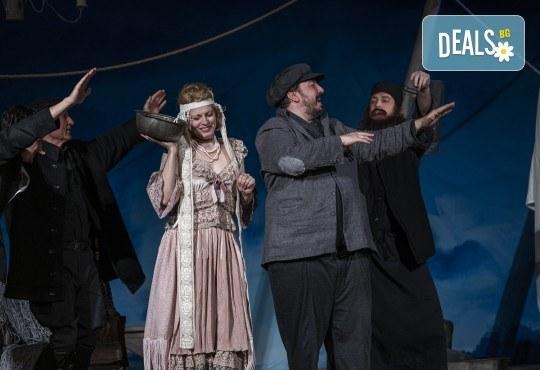 Комедията Зорба с Герасим Георгиев - Геро в Малък градски театър Зад канала на 19-ти май (сряда) - Снимка 5
