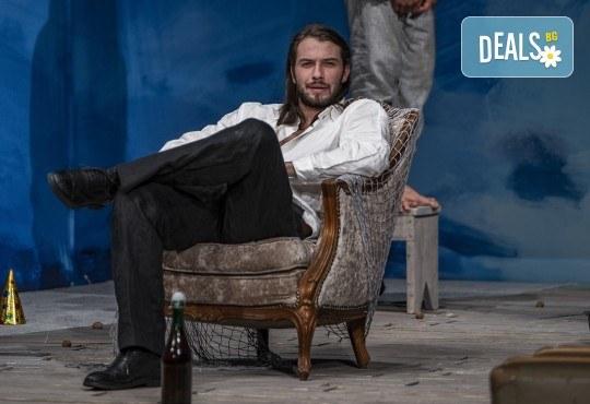 Комедията Зорба с Герасим Георгиев - Геро в Малък градски театър Зад канала на 19-ти май (сряда) - Снимка 1