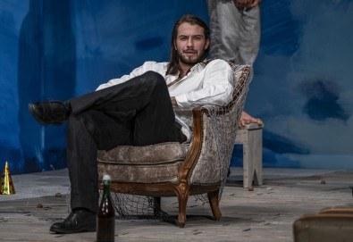Комедията Зорба с Герасим Георгиев - Геро в Малък градски театър Зад канала на 19-ти май (сряда) - Снимка