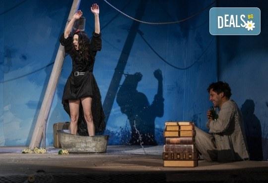 Комедията Зорба с Герасим Георгиев - Геро в Малък градски театър Зад канала на 19-ти май (сряда) - Снимка 7
