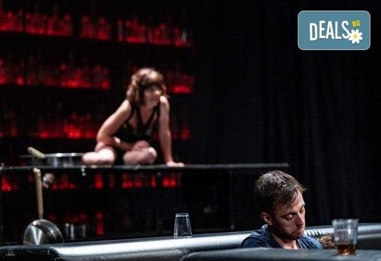 Last minute! Комедията Пияните с Весела Бабина, Герасим Георгиев-Геро и Анастасия Лютова на 22-ри май (събота) в Малък градски театър Зад канала! - Снимка 4