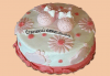 Честито бебе! Торта за изписване от родилния дом, за 1-ви рожден ден или за прощъпулник от Сладкарница Джорджо Джани - thumb 12