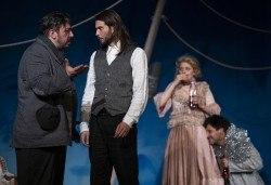 Комедията Зорба с Герасим Георгиев - Геро в Малък градски театър Зад канала на 03-ти юли (събота) - Снимка