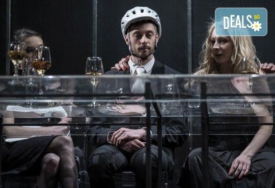 Празникът с Бойко Кръстанов, Владимир Зомбори, Мак Маринов на 12-ти юни (събота) в Малък градски театър Зад канала - Снимка 3