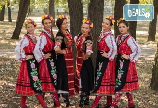 Запознайте се с автентичния български фолклор! 5 посещения на народни танци в клуб за народни танци Хороводец - Снимка 6