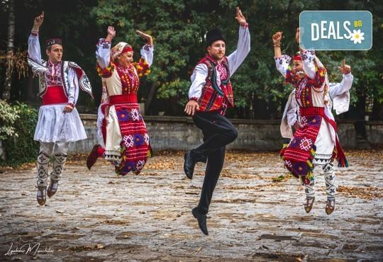 Запознайте се с автентичния български фолклор! 5 посещения на народни танци в клуб за народни танци Хороводец - Снимка 9