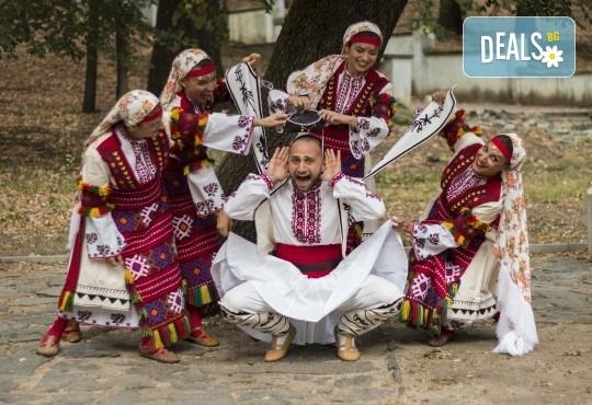 Запознайте се с автентичния български фолклор! 5 посещения на народни танци в клуб за народни танци Хороводец - Снимка 2