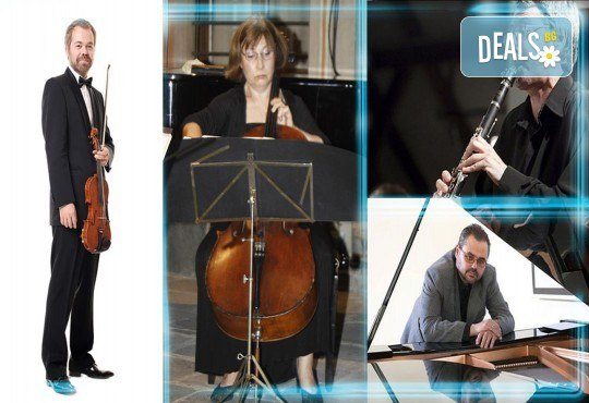 Концерт Пътят към новата музика, 16.06. (сряда) в Камерна зала България, част от МФ Софийски музикални седмици - Снимка 1