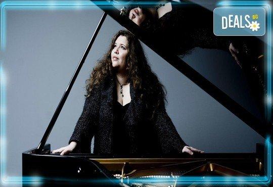 Kлавирен рецитал на Пламена Мангова, 26.06. (събота) в Зала България, част от МФ Софийски музикални седмици - Снимка 1