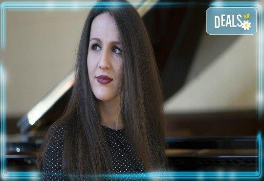 Kлавирен рецитал на Гергана Несторова, 25.06. (петък) в Камерна зала България, част от МФ Софийски музикални седмици - Снимка 1