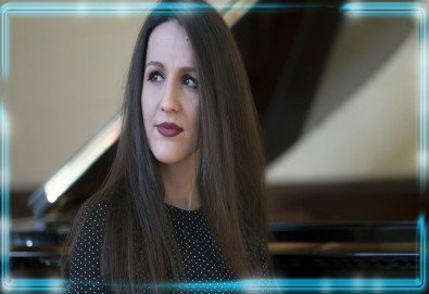 Kлавирен рецитал на Гергана Несторова, 25.06. (петък) в Камерна зала България, част от МФ Софийски музикални седмици - Снимка