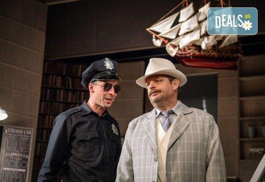 Гледайте Асен Блатечки и Малин Кръстев в постановката Зимата на нашето недоволство на 13-ти юни (неделя) в Малък градски театър Зад канала - Снимка 19