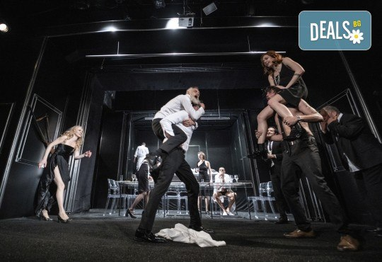 Празникът с Бойко Кръстанов, Владимир Зомбори, Мак Маринов на 19-ти юни (събота) в Малък градски театър Зад канала - Снимка 13