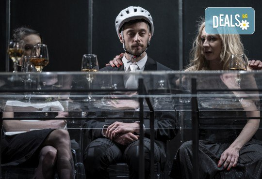 Празникът с Бойко Кръстанов, Владимир Зомбори, Мак Маринов на 19-ти юни (събота) в Малък градски театър Зад канала - Снимка 4
