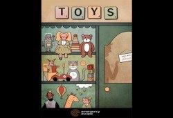 """Смееш ли да се промъкнеш в стария квартален магазин за играчки? Опитай новата ескейп стая """"Историята на играчките"""" от Emergency Escape - Снимка"""