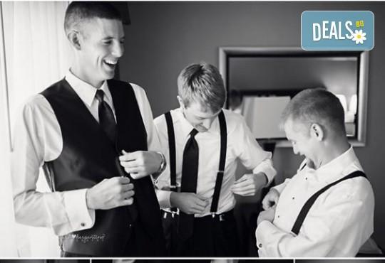 За сватбата! Кум под наем за партито или като свидетел при подписване на гражданския брак от MUSIC for You! - Снимка 2