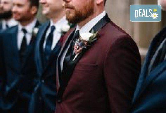За сватбата! Кум под наем за партито или като свидетел при подписване на гражданския брак от MUSIC for You! - Снимка 1