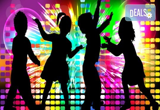 Да танцуваме на воля! Състезателни спортно-музикални игри за деца и дискотека (за възраст от 4 г. до 12 г.), до 10 деца в група в Детски център ДЕТЕгледане - Снимка 2