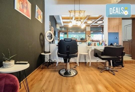 Вашата нова визия! Боядисване и сешоар в Студио GAIA - Снимка 4