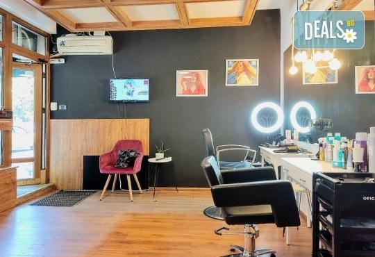 Вашата нова визия! Боядисване и сешоар в Студио GAIA - Снимка 8