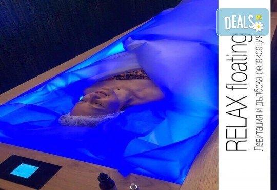 Релаксираща шоколадова терапия за тяло, увиване с шоколад и флоатинг в Еuphoria float studios - Снимка 8