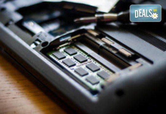 СПА процедура за вашия компютър! Почистване на преносим компютър от Atlas Computers - Снимка 2