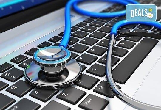 СПА процедура за вашия компютър! Надписване на клавиатура посредством стикери от Atlas Computers - Снимка 3
