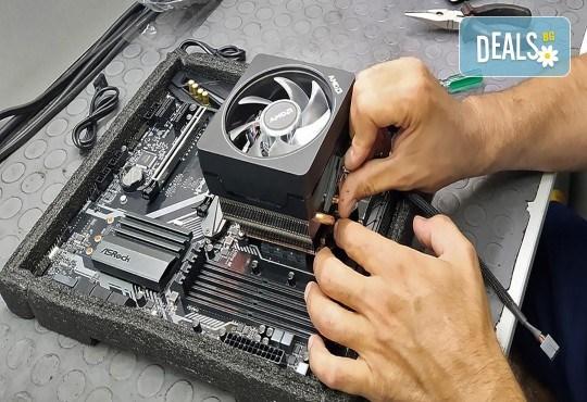 СПА процедура за вашия компютър! Надписване на клавиатура посредством стикери от Atlas Computers - Снимка 4