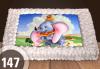 Торта Мики Маус, с друг приказен герой или със снимка на клиента: 8, 12, 16, 20, 25 или 30 парчета от Сладкарница Джорджо Джани - thumb 26