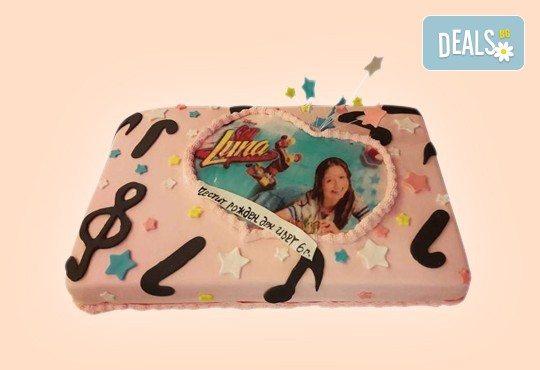 Тийн парти! 3D торти за тийнейджъри с дизайн по избор от Сладкарница Джорджо Джани - Снимка 20