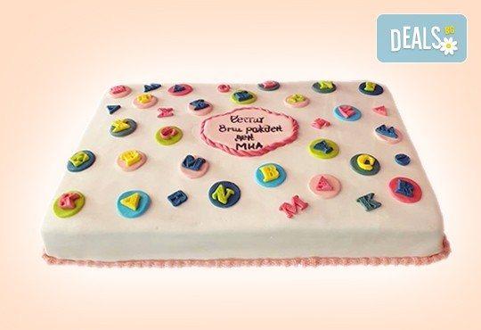 Тийн парти! 3D торти за тийнейджъри с дизайн по избор от Сладкарница Джорджо Джани - Снимка 45
