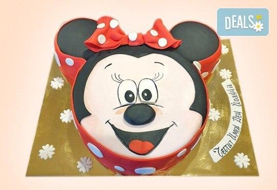 25 парчета! Голяма детска 3D торта с фигурална ръчно изработена декорация от Сладкарница Джорджо Джани - Снимка 11