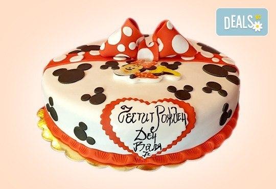 За момичета! Красиви 3D торти за момичета с принцеси и приказни феи + ръчно моделирана декорация от Сладкарница Джорджо Джани - Снимка 95