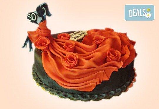 За момичета! Красиви 3D торти за момичета с принцеси и приказни феи + ръчно моделирана декорация от Сладкарница Джорджо Джани - Снимка 105