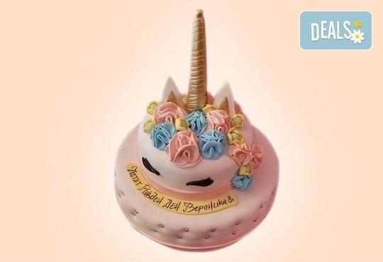 За момичета! Красиви 3D торти за момичета с принцеси и приказни феи + ръчно моделирана декорация от Сладкарница Джорджо Джани - Снимка 64