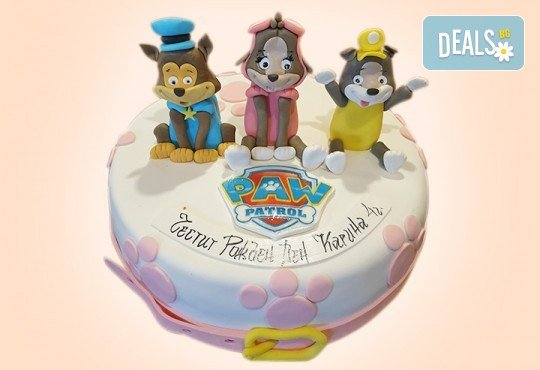 За момичета! Красиви 3D торти за момичета с принцеси и приказни феи + ръчно моделирана декорация от Сладкарница Джорджо Джани - Снимка 98