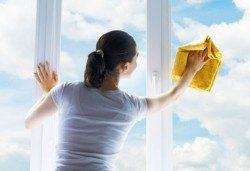 Двустранно почистване на прозорци с прилежаща дограма на дом или офис до 100 кв.м. + машинно пране на мека мебел и матрак от Атт-Брилянт - Снимка