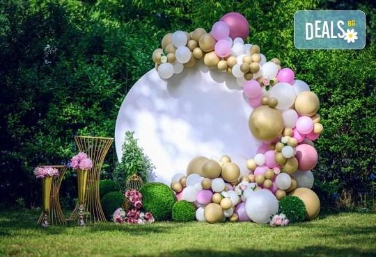 Декорация и украса на Вашия празник, повод или събитие с Декорации с
