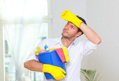 Доверете се на професионалистите! Почистване на прозорци до 80 кв.м. или до 100 кв. м. от фирма Авитохол - Снимка