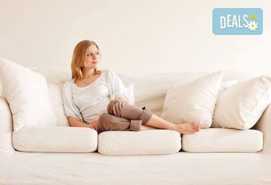 Мокро пране с професионална машина на мека мебел, дивани, килими, матраци в разлчини комбинации от фирма Авитохол - Снимка 3