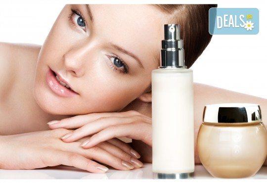 Почистване на лице в 10 стъпки с козметика Glory, терапия за лице по
