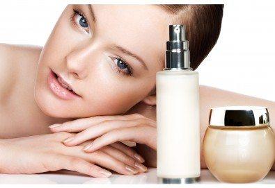 Почистване на лице в 10 стъпки с козметика Glory, терапия за лице по избор и бонус: серум според нуждите на кожата в салон Вили - Снимка
