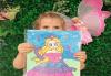 Оцветяване на детски картини с пясък (за възраст от 3 г. до 10 г.), до 8 деца в група в Детски център ДЕТЕгледане - thumb 5
