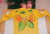 Рисуване върху тениска/боди с ръце (за възраст от 10 месеца до 8 г.), до 8 деца в група в Детски център ДЕТЕгледане - thumb 1
