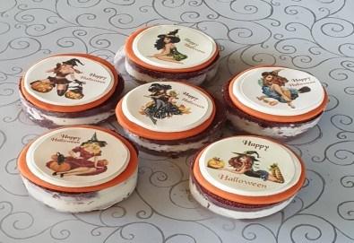 6 броя мини торти за Halloween от Сладкарница Джорджо Джани - Снимка