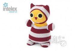 Нагряващ се Мистър Хуутъл Socky Dolls Mr Hootle от Intelex - Снимка
