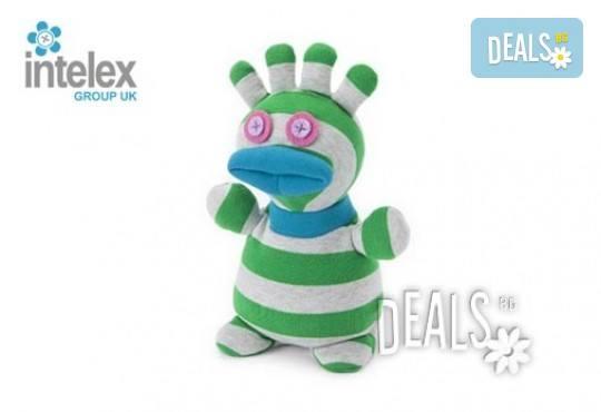 Нагряващ се Буу Socky Dolls Boo от Intelex - Снимка 1