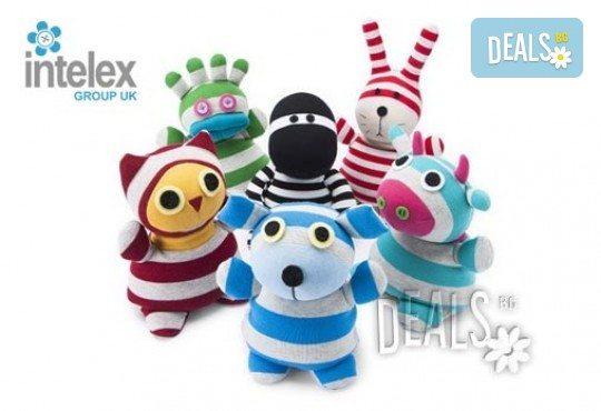 Нагряващ се Буу Socky Dolls Boo от Intelex - Снимка 2