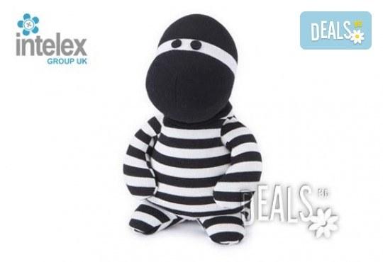 Нагряващ се Мистър Бандит Socky Dolls Mr Bandit от Intelex - Снимка 1